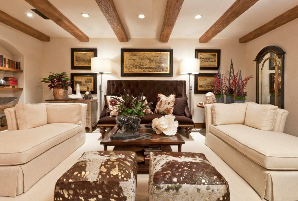 Living Areas - Frank Pitman Designs