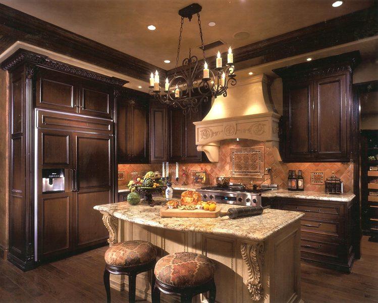 Kitchen interior design examples frank pitman designs for Kitchen design categories