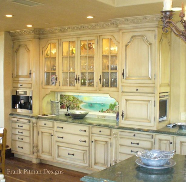 Kitchen Designer Orange County: Frank Pitman Designs