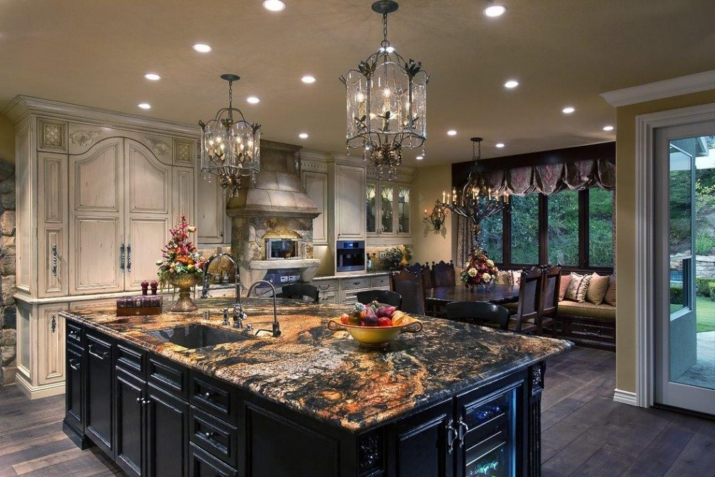 Kitchen dining frank pitman designs - Kitchen design orange county ...