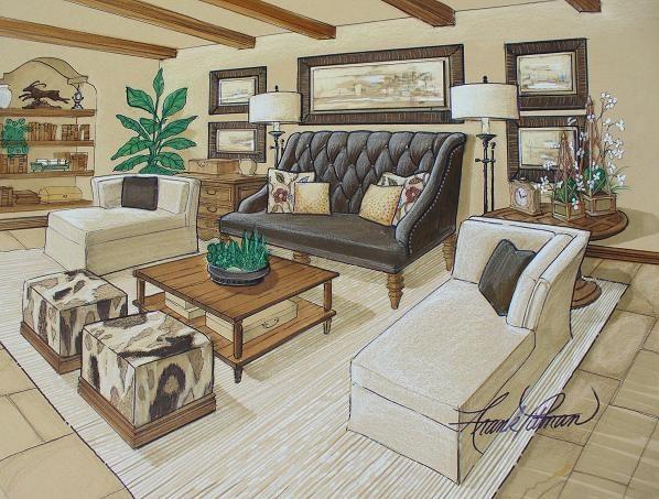 The Art Of Interior Design Frank Pitman Designs